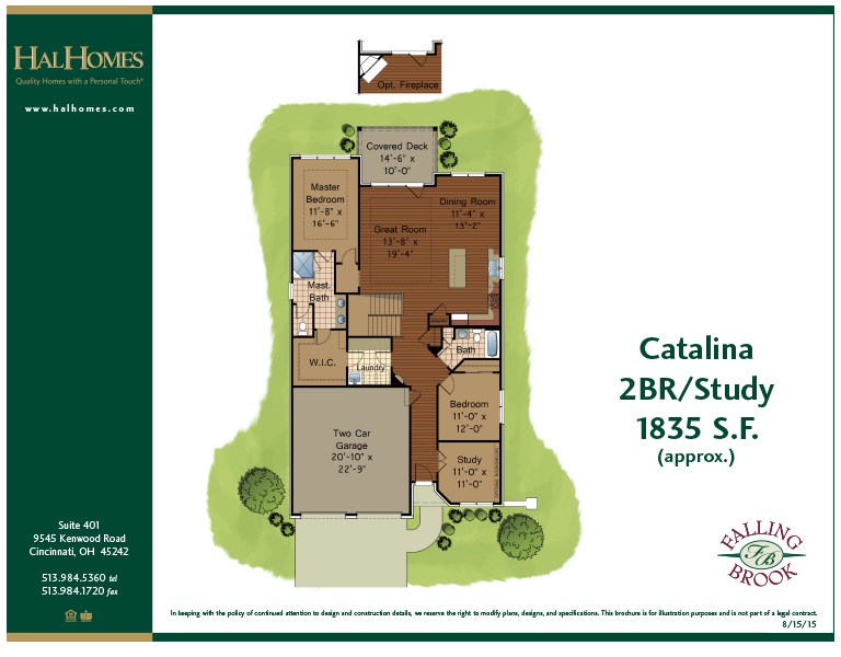 Fb Floorplan Catalina