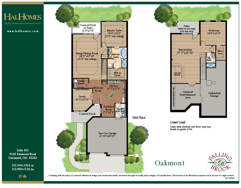 Fb Floorplan Oakmont