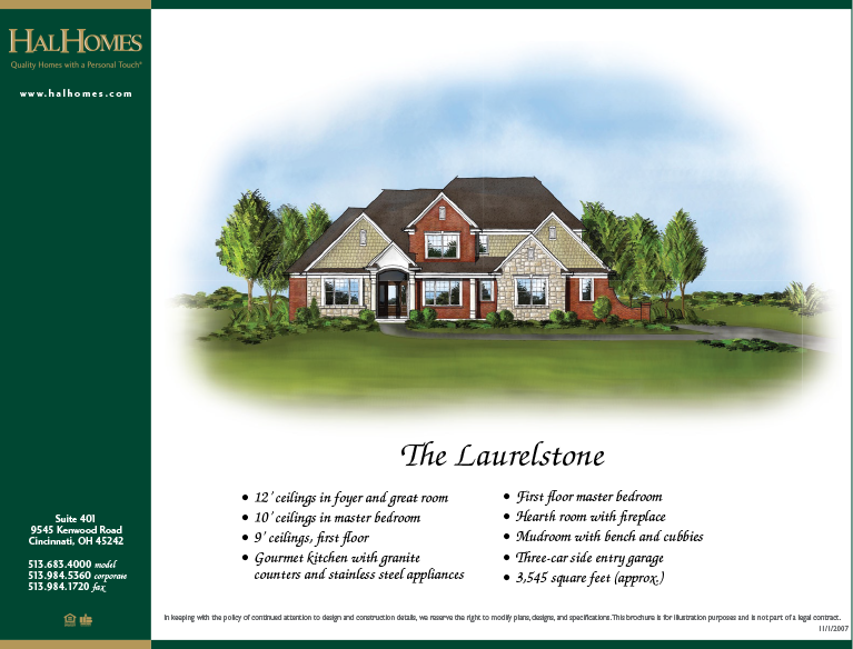 The Laurelstone
